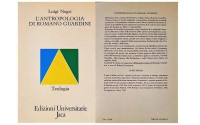 L'Antropologia di Romano Guardini