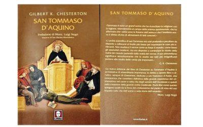 San Tommaso D'Aquino – Gilbert k. Chesterton – prefazione di Luigi Negri