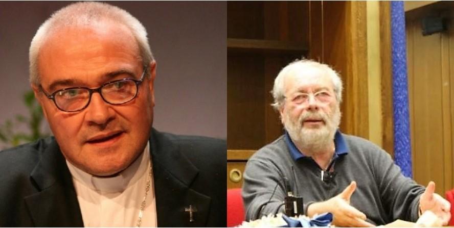 Mons. L. Negri  -  Prof. G. Cesana